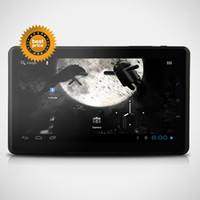 "ZBS 7 inch Rockchip ZBS A1000 7"" Capacitive Screen Rockchips RK2918 1.2GHz Android 4.0 512MB DDR 8GB Nand Flash Tablet"