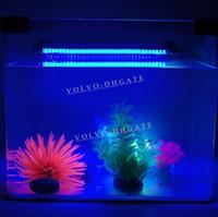 Wholesale NEW LED Blue quot inch Aquarium Fish Tank Strap Light Bar Waterproof GA431
