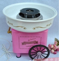 Wholesale The best chrismas gift Nostalgia Cotton Candy Maker Machine