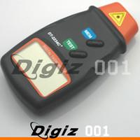 Wholesale Digital Laser Photo Tachometer RPM Meter Tach DT2234C