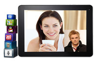 Wholesale 9 quot IPS A9000 Tablet PC Android Dual Core RK3066 GHz GB GB Dual Camera Wi Fi HDMI