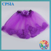 Cheap Newest children tutu dress for girls Fashion design Girls birthday party Tutu dress48pcs lot(09)
