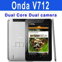 onda wifi - ONDA V712 Inch IPS Screen GHz Dual Core CPU Android Tablet PC Dual camera USB G Wifi Flash