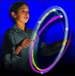 Wholesale Hot Pics LED Toy FyrFlyz Combo Angel Nytfyr Cyclone FyrFlyz LED Spinning Toy
