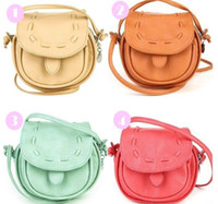 Wholesale Promotion New Lady and Girl Cute Phone Camera small Handbag Fashion Cross body Messenger Bag