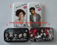 Wholesale New D One Direction Hard Plastic Case for Blackberry music band case for BB Curve