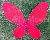 Wholesale Red wing Lovely butterfly wings Fashion New Wings