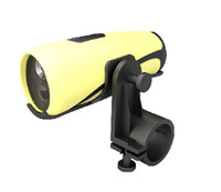 Wholesale Diving camcorder Waterproof diving video camera with LED Flashlight GB GD2709