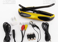 Wholesale EV MP Eyewear for stereoscopy video lightest video glasses home theater ALLA