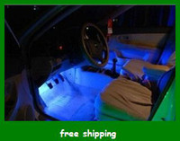 Wholesale LED ambient lighting atmosphere Car automotive supplies decorative lights light Fast