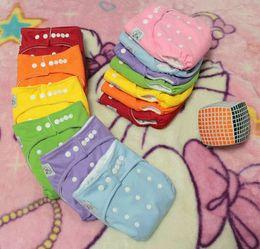 Wholesale 10 Pcs Cloth Diaper Covers Nappies Diapers + 10 Pcs Liner Inserts Pads U Pick