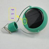 Wholesale pc Waterproof Light Sensation Novelty LED Solar Outdoor Camping Lamp