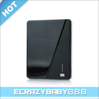 Wholesale 7000mAh V Dual USB output DXpower External Backup Battery Charger Power Bank for Tablet PC iPad MID