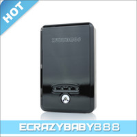 Wholesale 12800mAh V Dual USB output External DXpower Power Bank Backup Battery Charger for Tablet PC MID PDA