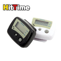 Wholesale LCD Run Step Pedometer Walking distance Calorie Counter