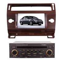 Wholesale CITROEN C4 car dvd car dvd player car dvd tv car dvd phone car video car audio car dvd gps