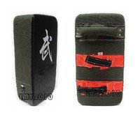 Wholesale Martial arts Boxing training kick target punch pad Buckles Tracking Number Alibaba