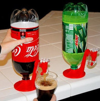 Wholesale Coke bottle upside down drinking fountains switch drinks drinking water machine Filling water gadget