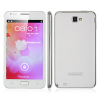 Wholesale Express shipping N8000 dual sim inch Capacitive Touch Screen android cell Phone Smartphone