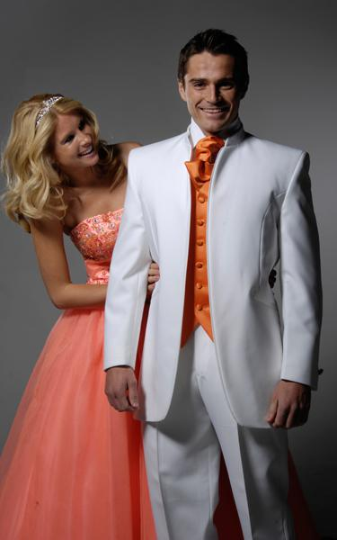 Top Quality White Groom Tuxedos 2013 Men's Wedding Dress Prom