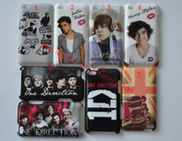 Wholesale Hot Sell One Direction Case for ipod touch itouch D hard plastic cases cell phone accessories