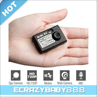 Wholesale Mini DV x960 AVI MP Hidden Spy Camera Digital Video Recorder DVR Camcorder with Motion Detector