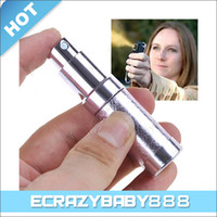 Wholesale Disguise Lipstick Style Fog Spray Self Defense Device Weapon Safety Security