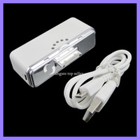 Wholesale External mAh Portable Mobile phone Charger Emergency Charger Power Bank For iPhone4G GS G iPad