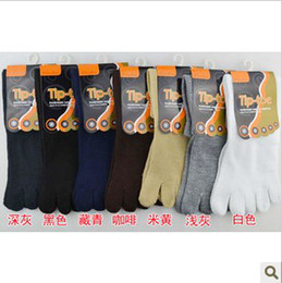 Wholesale Hot Sell Pairs Men s Five Fingers Toe Socks Stockings