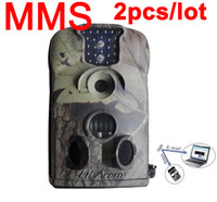 Ltl bellota 5210MM 940NM LED azul 12MP MMS escudriñando cámara cámara de caza GSM / E-mail Trail Camera