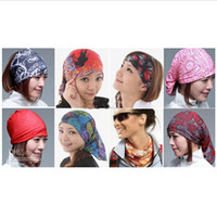 Wholesale Multifunctional Scarf Headwear Outdoor Sports Neck Warmer Mask Anti UV Bandama Kerchief