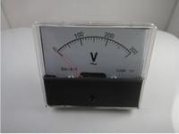 Аналоговый Вольт Напряжение Вольтметр метр панели AC 0-300V