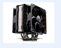 Wholesale S123E CPU Fan CPU Cooler LED Light Fan PC Cooler CPU Cooling Fan DHL Shipping