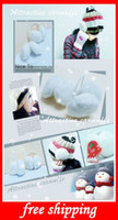 Wholesale Brand New Unisex Soft Fur Fluffy Plush Ear Warmer Muff Band For Winter Christmas Gifts