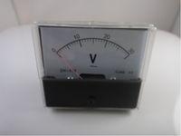 Аналоговый Вольт Напряжение Вольтметр метр панели DC 0-30V