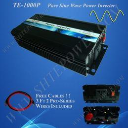 PROMOTION!!!!1000w 2000w pure sine wave PSW power inverter 1000 watt, 12v 220v, fast free shipping