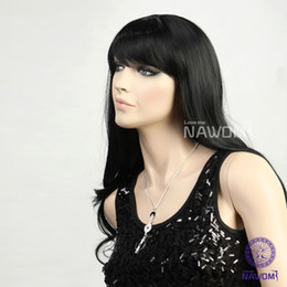 Wholesale HOT sale hair weaves long blond women hair wig with a kanekalon European lady wigs and female wigs