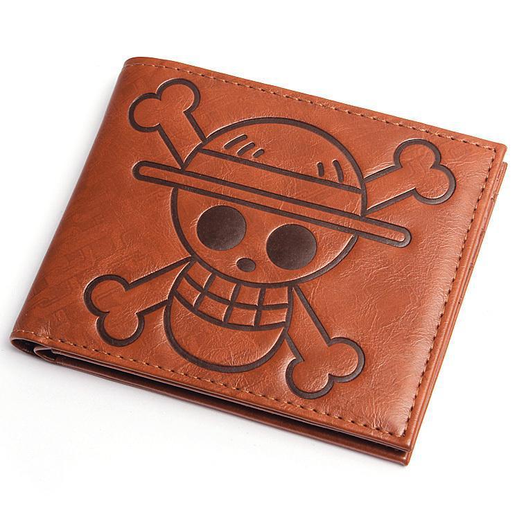 Cartoon Wallets Wallet Luffy Cartoon