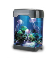 Wholesale Aquapict LED Jellyfish Aquarium