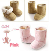 Wholesale Winter baby Snow Boot Keep Warm Boots Children winter Snow Boots Shoes Toddler baby winter Boots