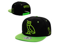 Wholesale Ovoxo Snapback Hat monster cap sport baseball hats tisa MMG cap AMAKIPKIP snap back mix order