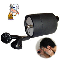 Wholesale Bug Wall Ear Listening Secret Amplifier Device Professional Spy Gear Equipment