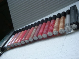 Wholesale Lowest Price lip gloss with english colors name lip gloss