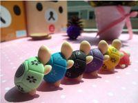 animal erasers - Pencil Eraser Cartoon Eraser for Children Animal Eraser Turtle