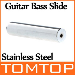 Wholesale Stainless Steel Chrome Tone Bar Guitar Lap Slide Guitar Accessories For Guitar Bass I133