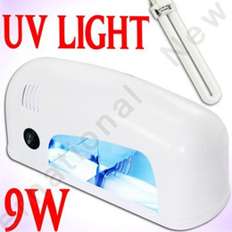 Wholesale New Arrival China Post Air EU V W UV Gel Nail Curing Lamp Nail Dryer