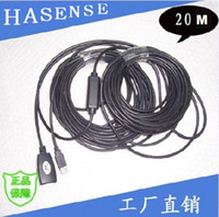 Wholesale 65FT m factory price good quality USB extension cable mm with two IC