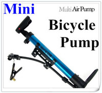 bike pump bicycle tire inflator - Portable Bike Bicycle Tire Inflator Air Pump New mini pump