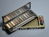 Wholesale HOT NEW Naked EYE SHADOW COLOR Palette Lipgloss