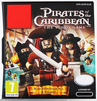 Wholesale Hot Pirates of the Caribbean games for DS DSL DSi DSi XL DS GAMES HIGH QUALITY